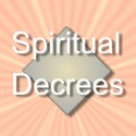 Spiritual Decrees